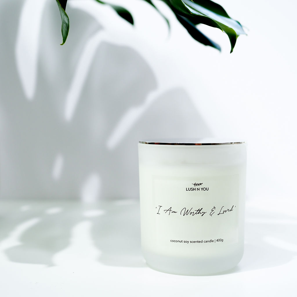 I am Intention Candle